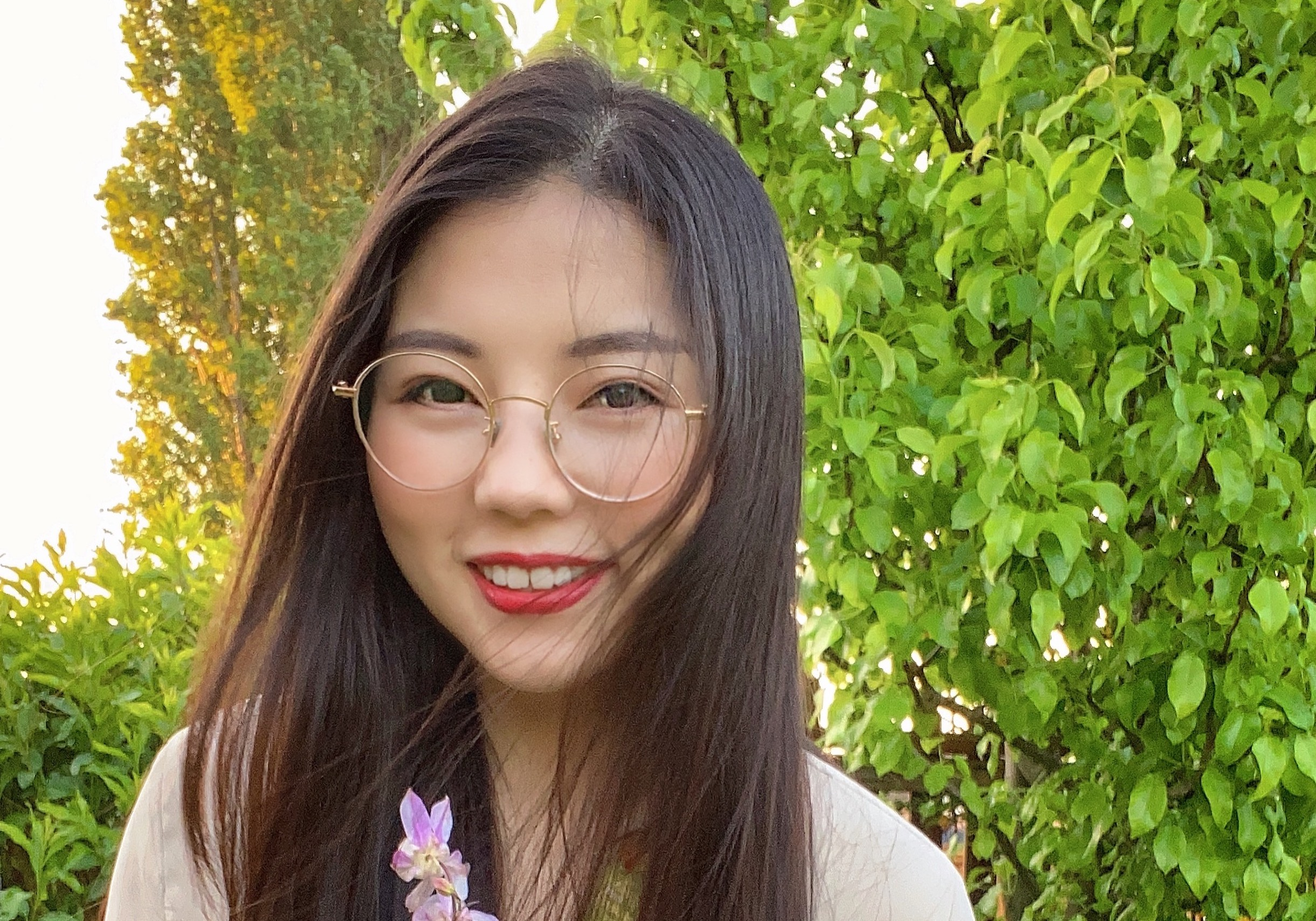 Nana Wei joins the group to pursue a PhD